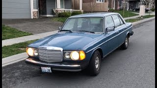 Why is This Mercedes 300D So Slow Part 1? Don't Neglect to Check Simple Things First width=