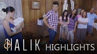 Halik: Lino temporarily leaves his family | EP 141
