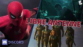 Prenez la PAROLE sur le MARVEL CINEMATIC UNIVERSE  ! Avengers 4, Captain Marvel, Spider-Man, etc ...