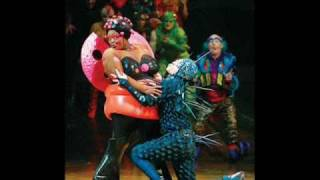 Banquete (Cirque du Soleil OVO cover) ft Frank Andeola (Efron)