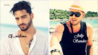 Jolly Sandro - Amor mio - Remix latin disco party ft.Maluma