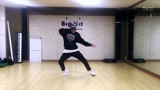 [CHOREOGRAPHY] BTS (방탄소년단) j-hope Dance Practice for 2015 Begins Concert