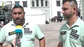 Rómsky policajt Berky: Čo ste nám to urobili? Veď vy musíte kradnúť!