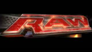 WWE Raw new Theme song!(Burn it to the ground by Nickelback)