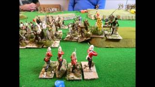 Zulu Wars: The battle of Ithebulahimpi in 54mm