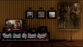 Don't Break My Heart Again - Whitesnake ( Lyrics On Screen)