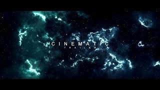 Free Sony Vegas Intro Template #116 : Cinematic Space Intro Template for Sony Vegas