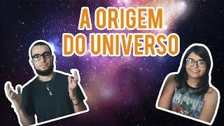 A ORIGEM DO UNIVERSO: VIVEMOS EM UM OVO?