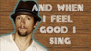 Jason Mraz- Freedom Song [With Lyrics]