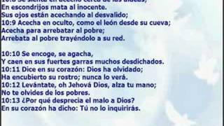 Salmo 10 - Con musica de Jesus Adrian Romero