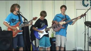 """Crossfire """"Life is a Highway"""" by Rascal Flatts Sykesville Freedom Carnival 13 year old singer"""