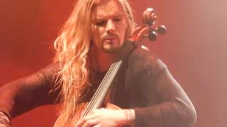 Apocalyptica covers Nothing Else Matters 4/29/15