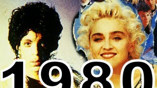 Do You ♥ 1980's Music? 1988 Pt3 Prince 80's Madonna Pet Shop Boys New Order Panini Stickers