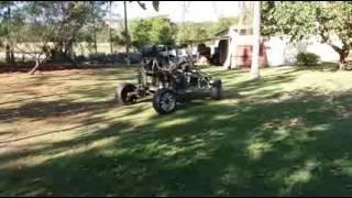 Kartcross com diferencial do omega