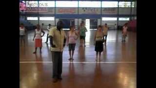 Aula de Dança para a Melhor Idade