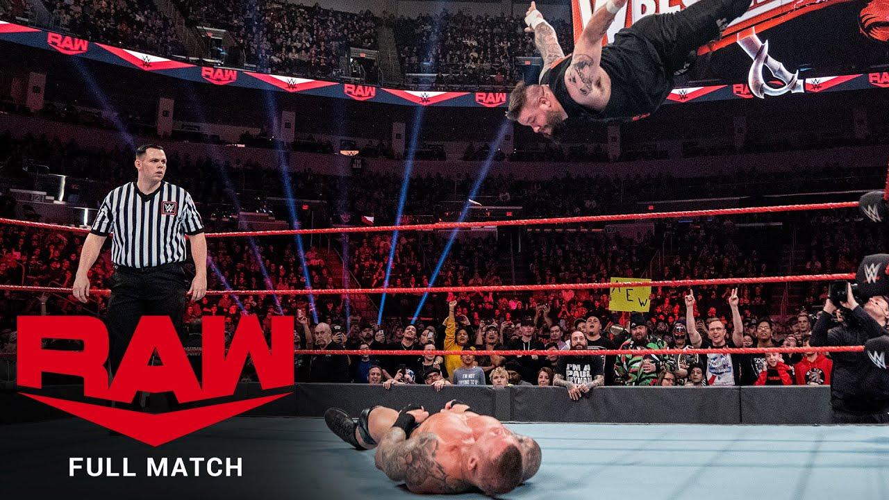 WWE - FULL MATCH - Kevin Owens vs. Randy Orton: Raw, Feb. 24, 2020