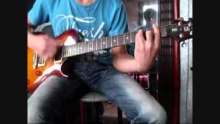 """MPokora """"Si tu pars"""" Guitare (cover)"""