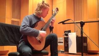 Canco del Lladre - Tormund Blikra Vea - Miguel Llobet
