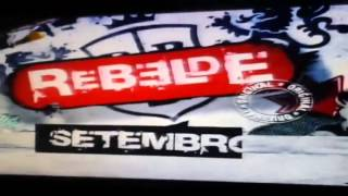 #CHAMADA 3 da Reprise de REBELDE no SBT (31.07.2013)