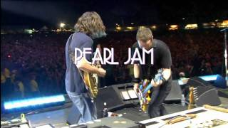 Pearl Jam to headline the Isle of Wight Festival 2012