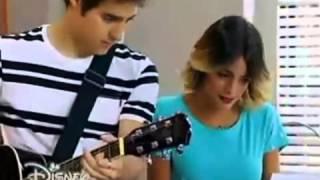 Violetta 3   Violetta y Leon cantan 'Abrázame y verás'   Capítulo 77