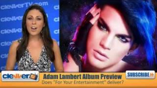 Adam Lambert Album Preview
