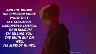 XXXTENTACION-Xxl Freshman  Freestyle(Lyrics)//J Cole Diss