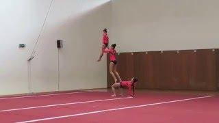 Apresentação Ginastica Acrobatica 2016 LDC 1