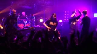 Caliban - Memorial (live in Minsk, 18-04-14)
