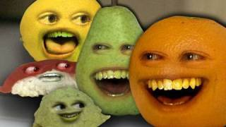 Annoying Orange - Wasssabi