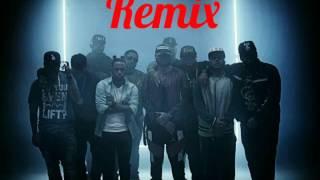 Demononia- Arcángel, Cosculluela, Tempo, Anuel Aa,Almigthy, Ozuna, Daddy Yankee, Nicky Jam,j Balvin,