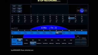 General Midi Auto Accompaniment System (Midi Style Player)  byyARRANGER