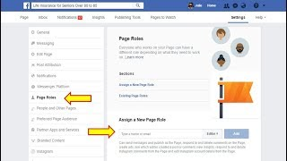 How to Add Admin in Facebook Page 2018