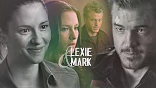 Mark & Lexie || where are you now? [AU]