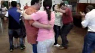 Fábio Gabriel e sua esposa Ana   Voltam a Bailar
