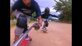 DONGHOL Downhill Freeride Ial and Chabi