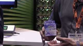 Power Pro Ice Tec at ICAST 2014