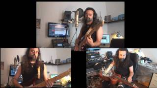 Bad moon rising (Creedence Clearwater Revival) arranged cover by Massy (HD)