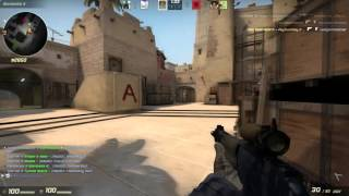 Counter Strike:Global Offensive Montage#1