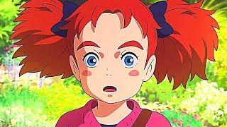 MARY ET LA FLEUR DE LA SORCIÈRE Bande Annonce VF ✩ Animation, Anime (2018) width=