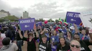 MOTION OF NO CONFIDENCE MARCH AND LIVE STREAM