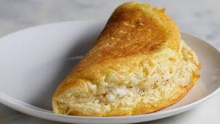 Super Fluffy Omelet width=