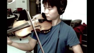 Madeon ft. Ellie Goulding - Stay Awake (Violin Cover)