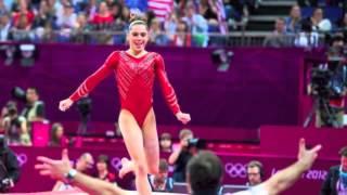 McKayla Maroney's Perfect Vault Performance  GYMNASTICS OLYMPICS 2012  LIVE 7 31 12