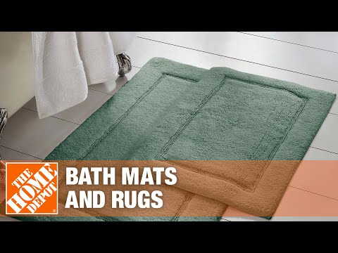 Best Bath Mats and Bath Rugs For Your Bathroom