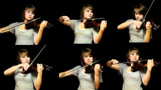 The Avengers Theme - Violins Cover - Taylor Davis