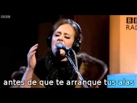Promise This En Espanol de Adele Letra y Video