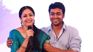 "Suriya - ""My fans have been scolding me for keeping Jyothika at home"""