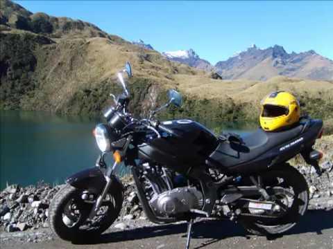 VIAJES EN MOTO ECUADOR Riobamba – Lagunas de Atillo – Macas