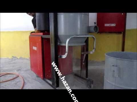 A25 - Otomatik Filtre Temizliği Jet Pulse Süpürge